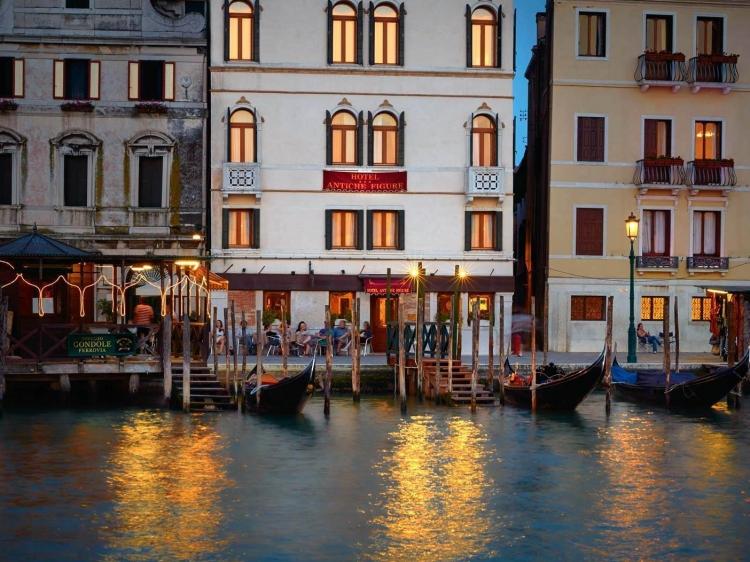 Hotel Antiche Figure Venice Canal Grande