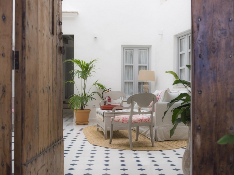 Casa shelly hotel b&b Vejer de la Frontera boutique small charming