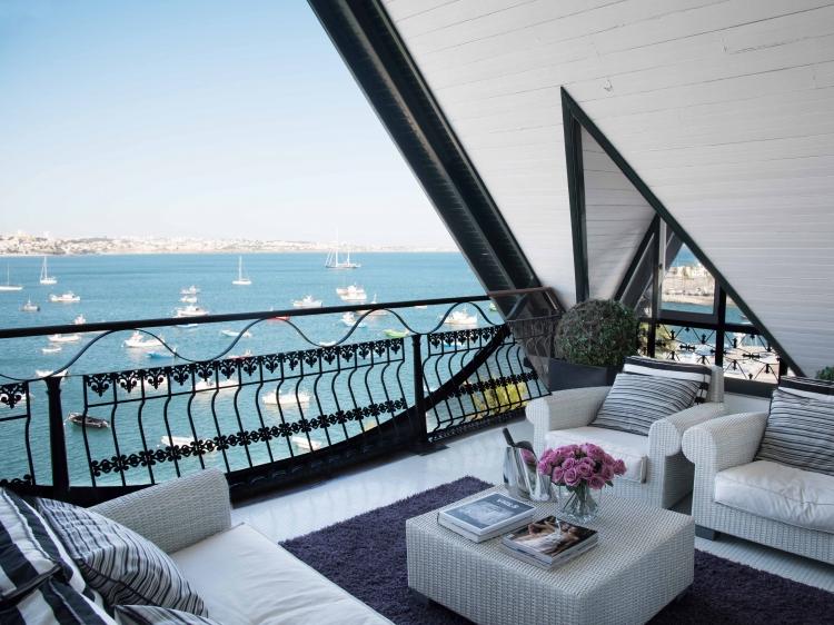 apartament cascais baia to rent 3 rooms lisbon sea view