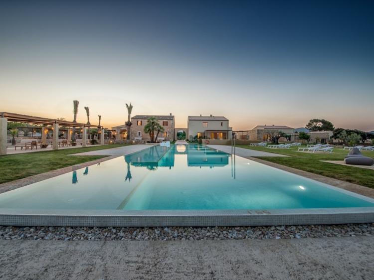 rcaEs Lligats beautiful hotel pool Mallorca best holidays home house to rent small villa majot
