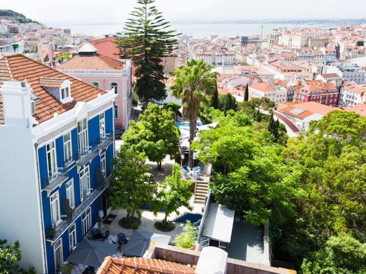 Torel Hotel Lisbon luxuary best charming small