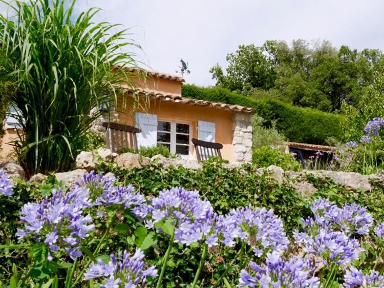Staying at Villa Lavande Grasse Cannes lavander nature france