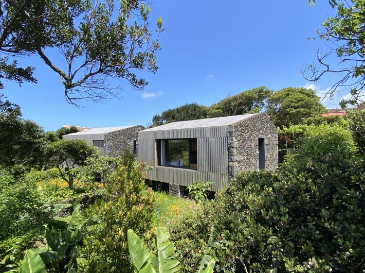Quinta dos Peixes Falantes, Açores