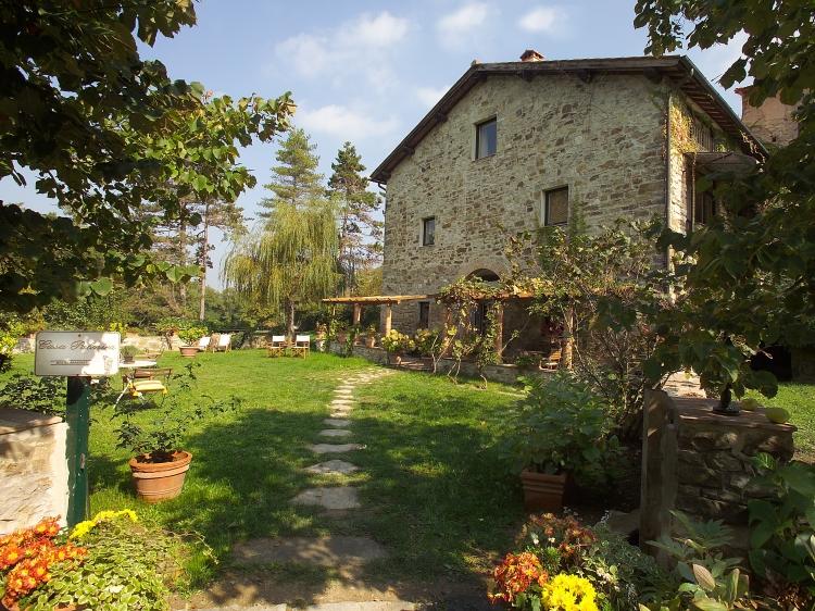 Casa Palmira Charming Country House Tuscany Mugello Italy