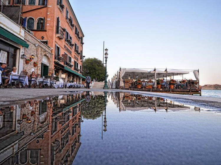 Pensione la Calcina Venice best Hotel venice romantic