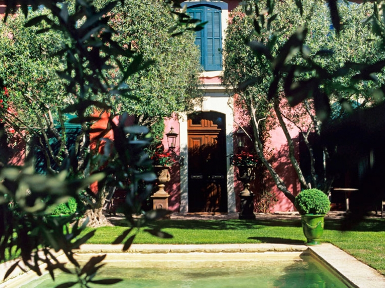 Jardins Secret Nimes Hotel boutique