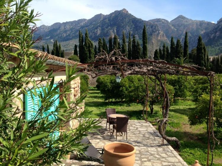 Finca Ca's Sant Mallorca Hotel charming romantic