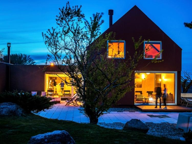 Casa das Penhas Douradas serra de gerez Minho hotel boutique design best small
