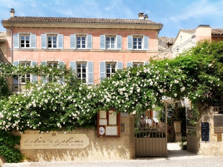 Le Clair de la Plume - Boutique Hotel in Grignan