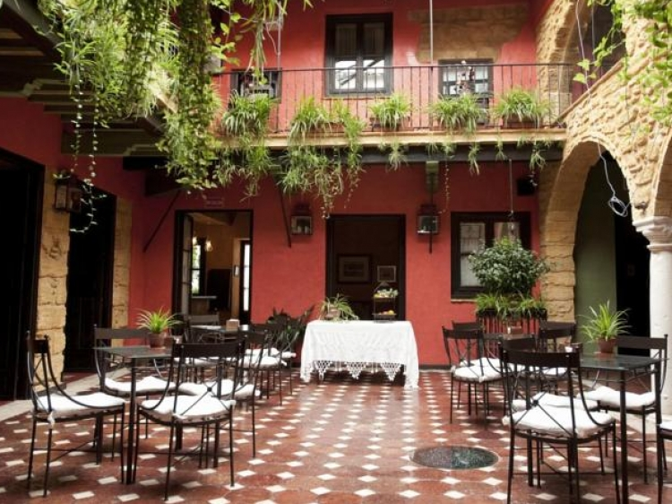 La Casona de Calderón Hotel Boutique Osuna Seville Spain