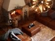 Chateau Villarlong Carcasonne Languedo-Rousillon France View of Pool