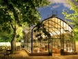 Greenhouse at Babylonstoren