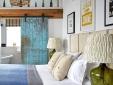 best room at Artist Residence hotel Pezane Conrwall