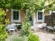 Mas des Oules-house Clematite's terrace