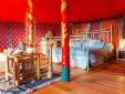 The Yurt Mongolian Tent