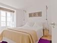 5A Príncipe Real. Main bedroom
