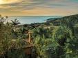 Chalé Luxo 9 no meio da natureza e vista para a Praia do Rosa