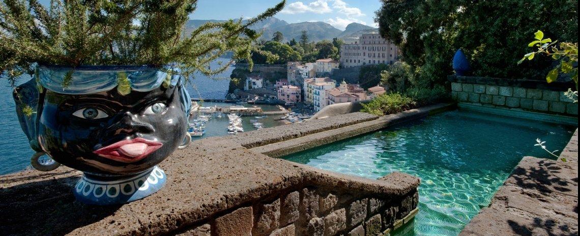 Amalfi, Capri & Sorrento